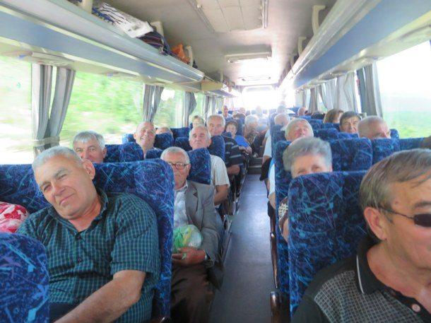 Penzioneri iz Roge u Trebinju (1)