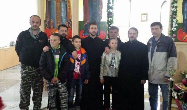 Vaskrs tucijada u Andricgradu