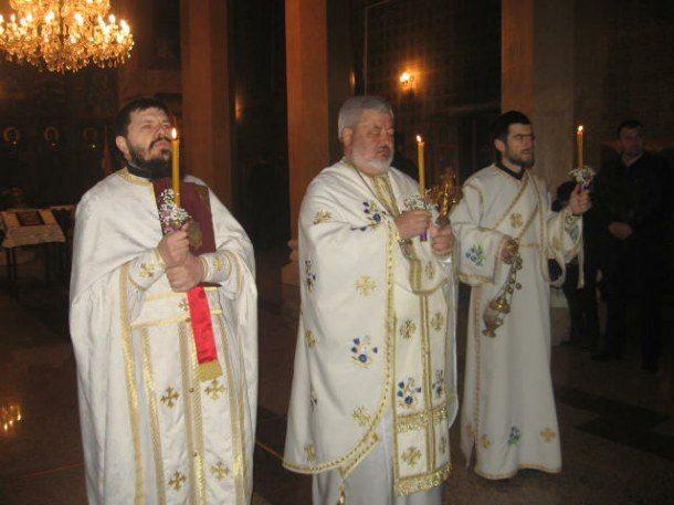 Vaskrs u Cajnicu (2)