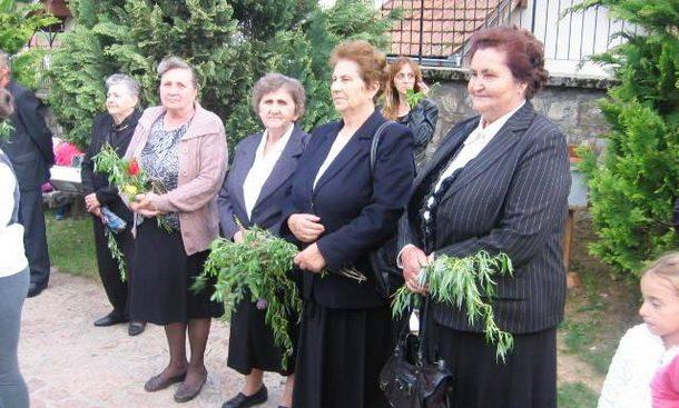 Kolo srpskih sestara u Cajnicu