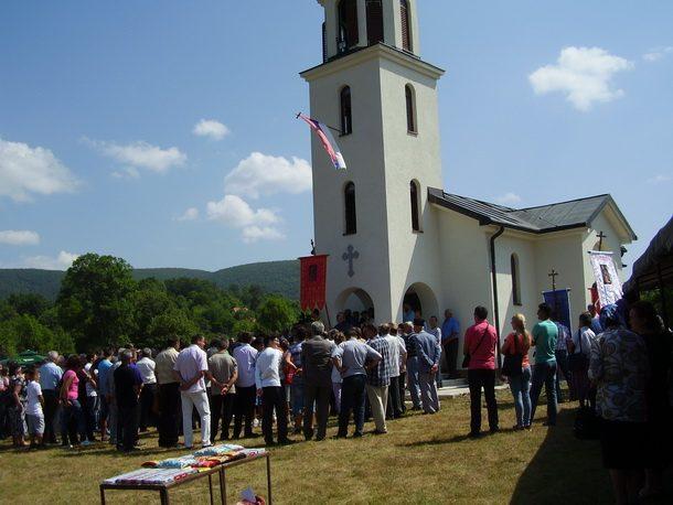 Rogatica-crkva Ognjene Marije u Zakomu