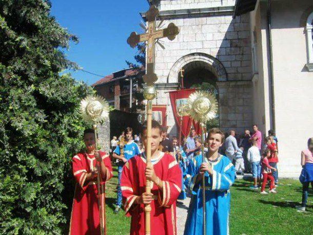 Gospojina u Cajnicu (3)