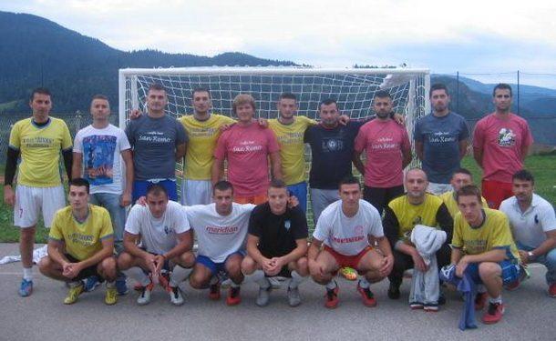 Mali fudbal u Cajnicu (1)