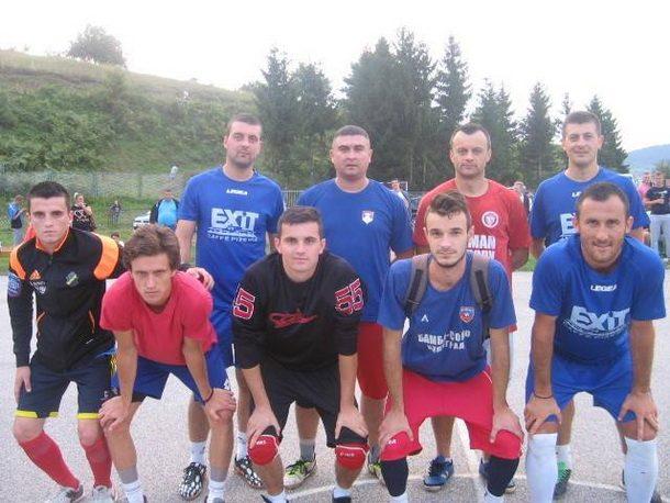 Mali fudbal u Cajnicu (2)