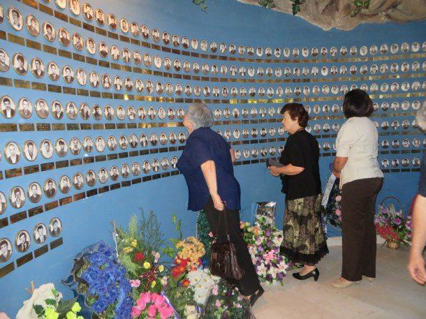 Prijem za porodice pogibulih boraca (2)