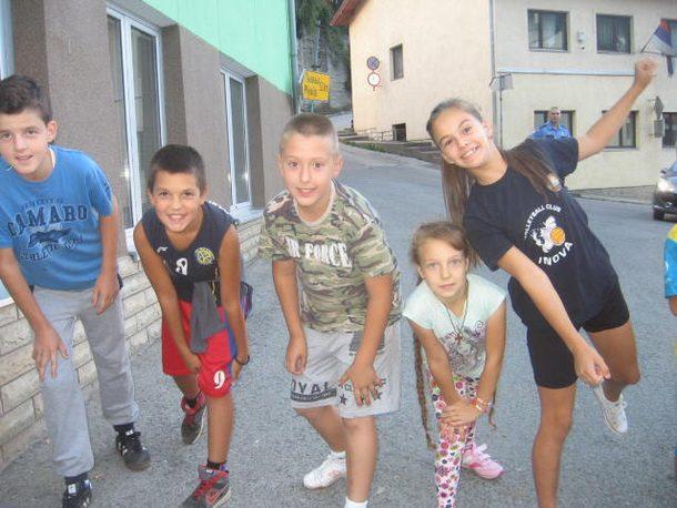 Ulicne trke u Cajnicu (1)
