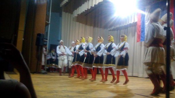 folklor u Cajnicu