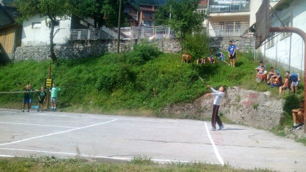 Teniski turnir u Cajnicu (1)
