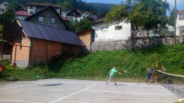 Teniski turnir u Cajnicu (2)
