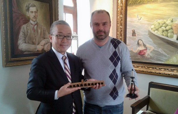 Mladen Djurevic i Nisihama