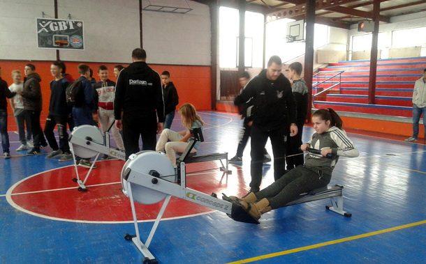 Skola veslanja u Visegradu