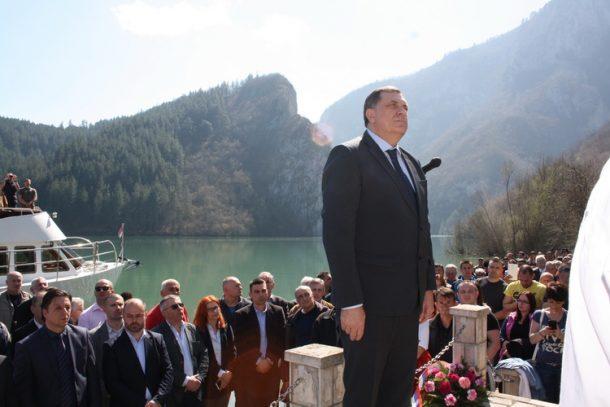 Dodik u Starom Brodu