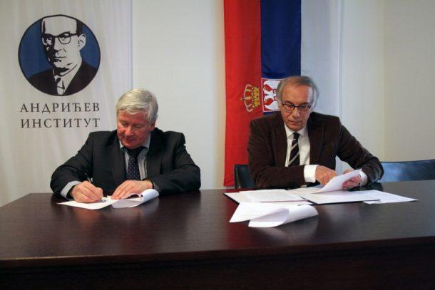 saradnja instituta i ruske akademije