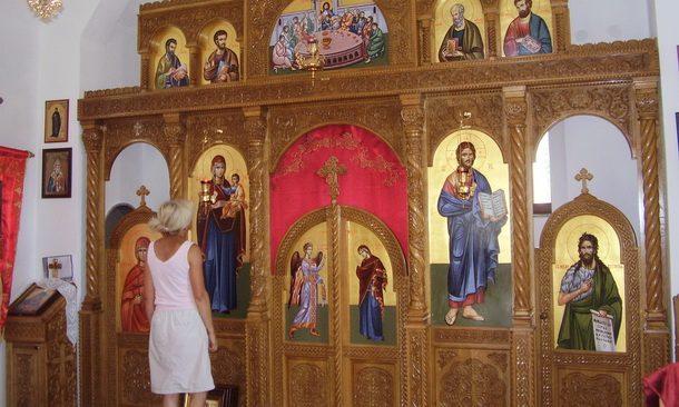 Crkva u Zakomu
