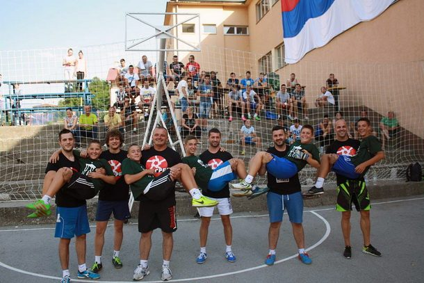 ulicni fudbal Samoborska