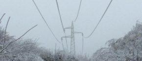 dalekovod-snijeg